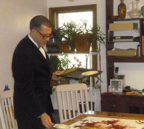 Jim in tux setting table (2)